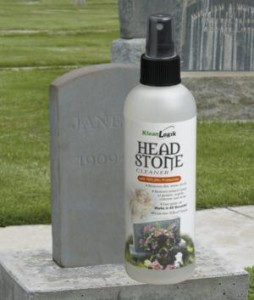Headstone Cleaning Products
