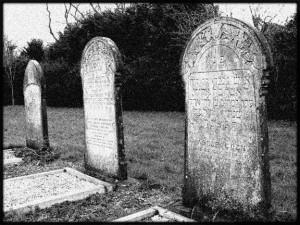 headstones